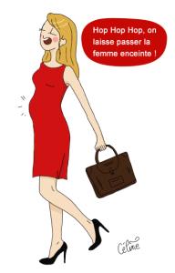 femme-enceinte-rue