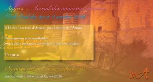 Affiche WEI 2016